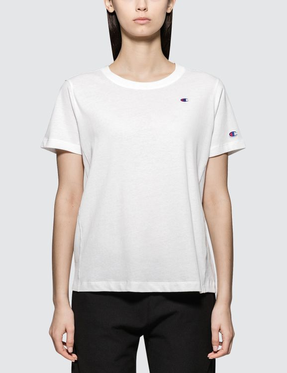 Champion Reverse Weave Small Logo Short Sleeve T-shirt