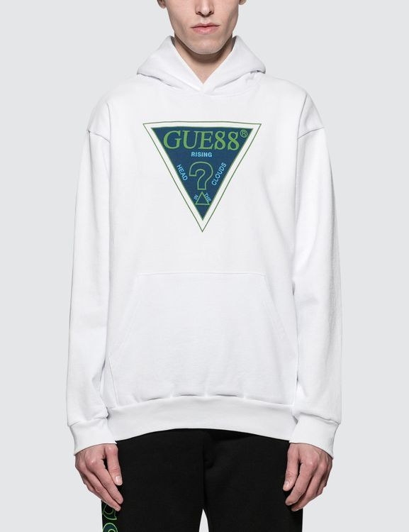 88Rising x Guess 88 Rising L/S Hooded Sweatshirt