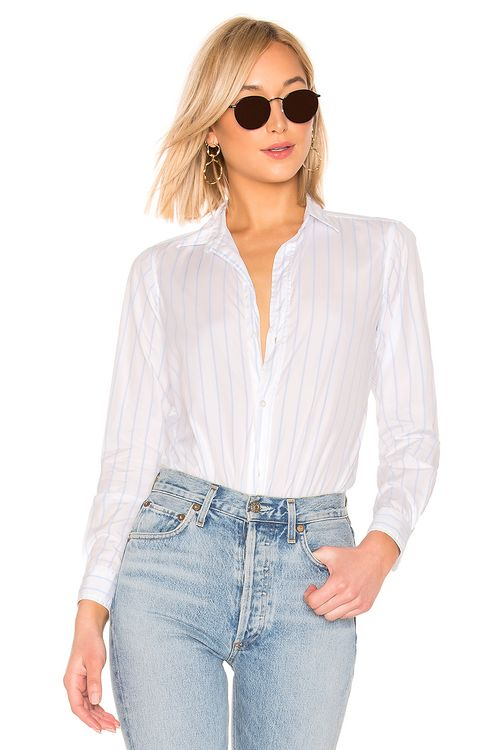 Frank & Eileen Frank Limited Edition Button Down Blouse