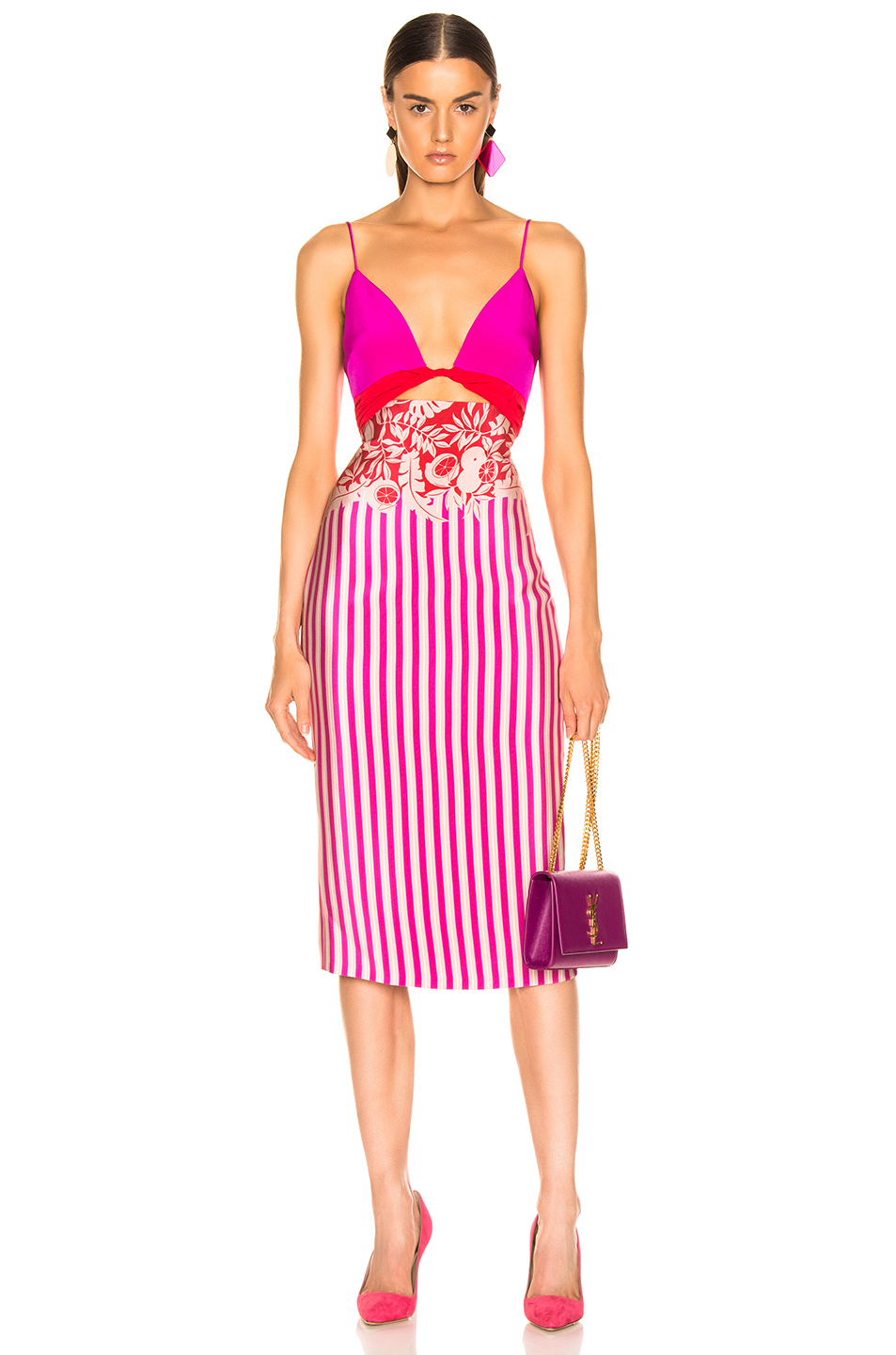 1a626fa08f0 Buy Original Cushnie Twisted Two Color Pencil Dress at Indonesia ...
