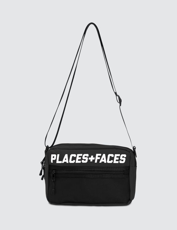 Places + Faces Classic Pouch Bag
