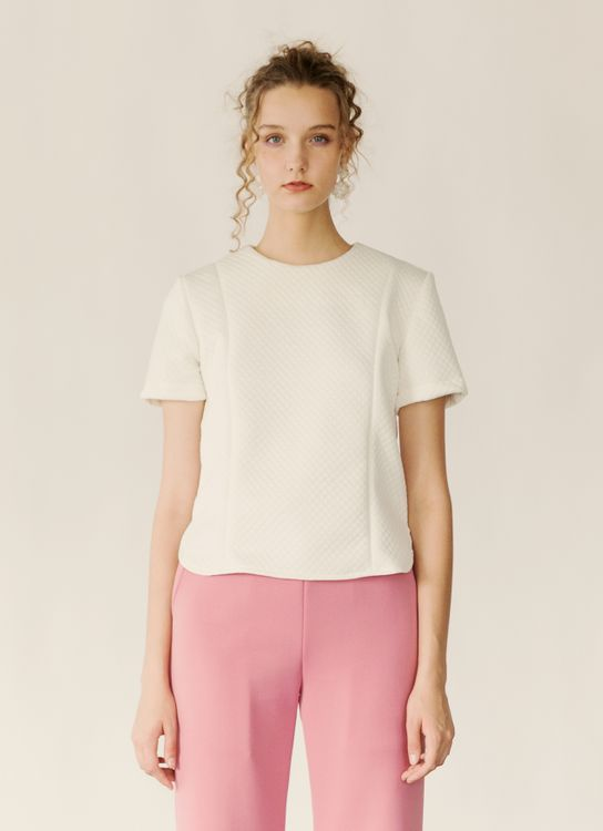 Fabrica Official Katie Top - White