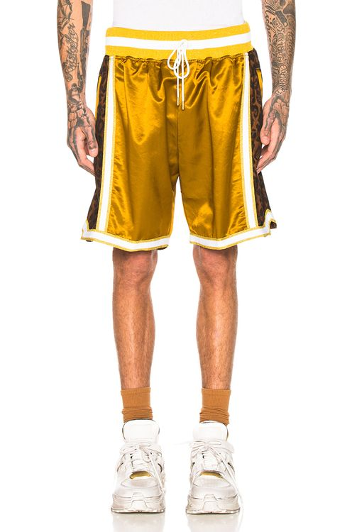 Just Don Jungle Satin Basketball Short