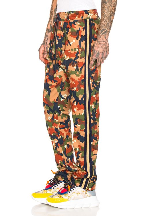Just Don Camo Track Pant