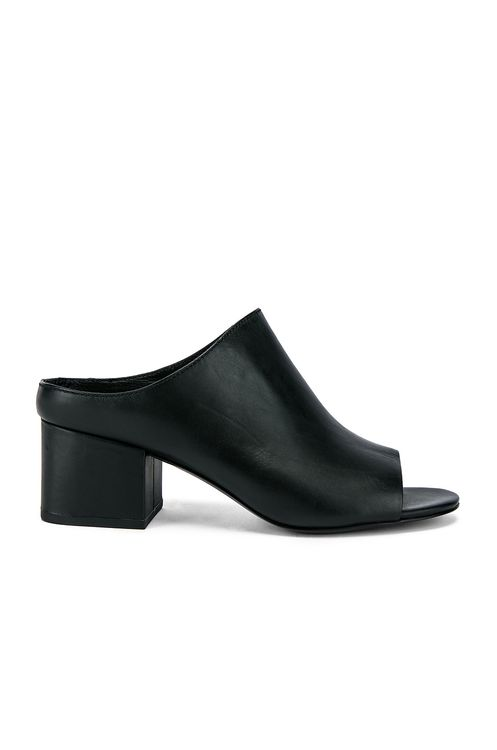 3.1 Phillip Lim Cube Open Toe Slip On