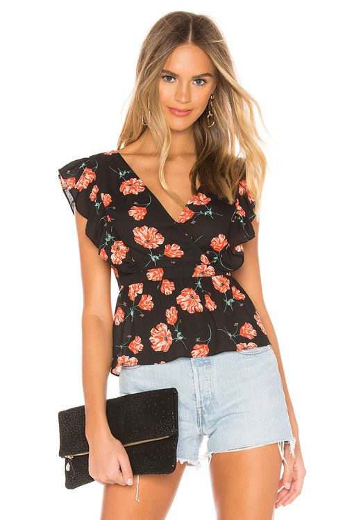 BB Dakota JACK by BB Dakota Poppy Love Top