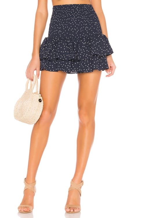BB Dakota Connect The Dots Skirt