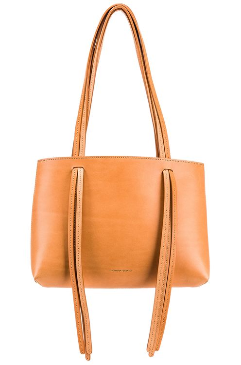 Mansur Gavriel Mini Fringe Bag