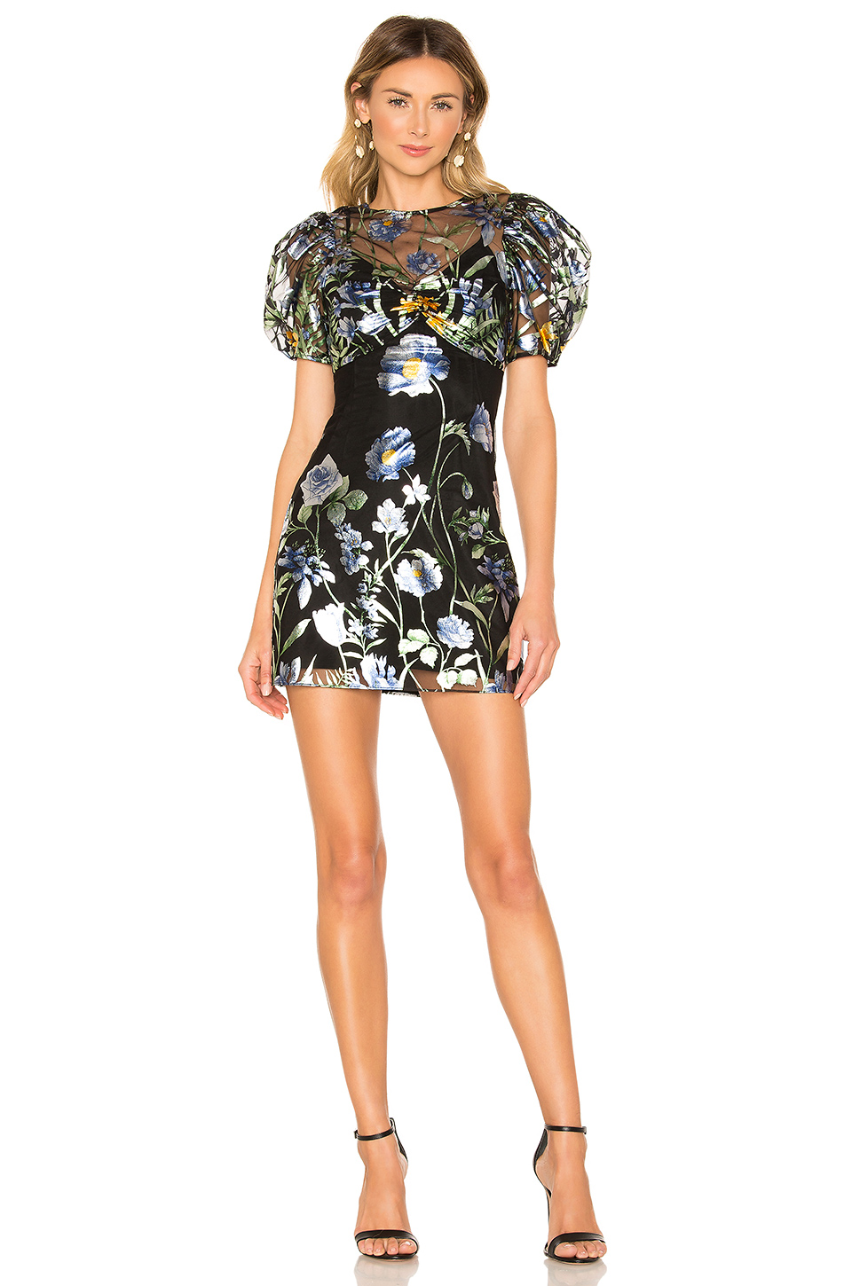 Alice McCall Some Kind Of Beautiful Mini Dress