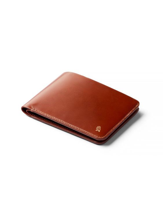 Bellroy Bellroy Designers Edition Hide and Seek Wallet Burnt Sienna