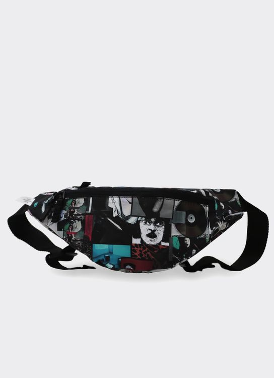 POSHBRAIN Collecting Waist Bag - Black