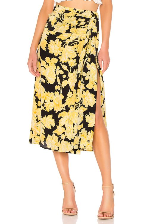 Stine Goya Lilly Silk Skirt
