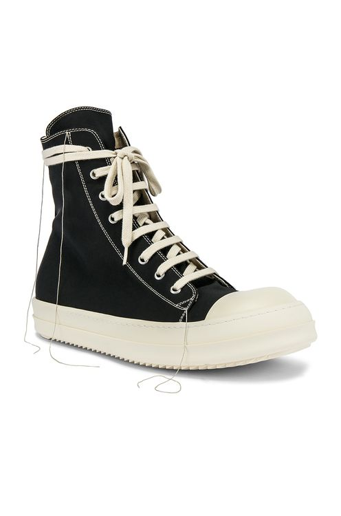 DRKSHDW by RICK OWENS Hi-Top Sneakers
