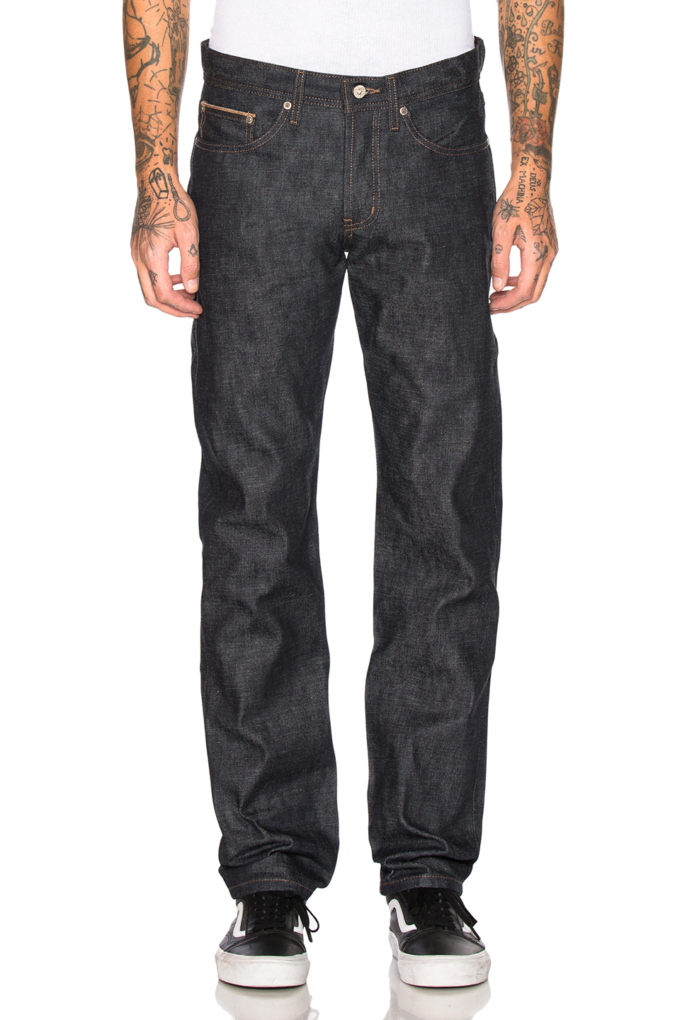 ac6d510d Buy Original Naked & Famous Denim Weird Guy Jeans at Indonesia ...