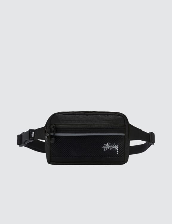 Stussy Diamond Ripstop Waist Bag