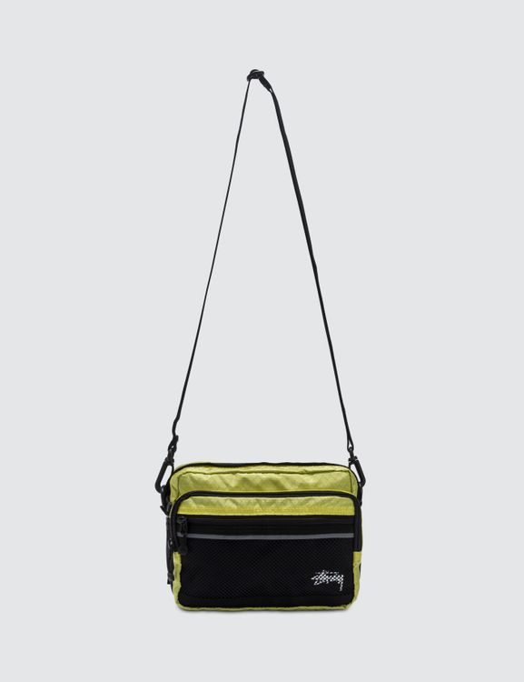 Stussy Diamond Ripstop Shoulder Bag
