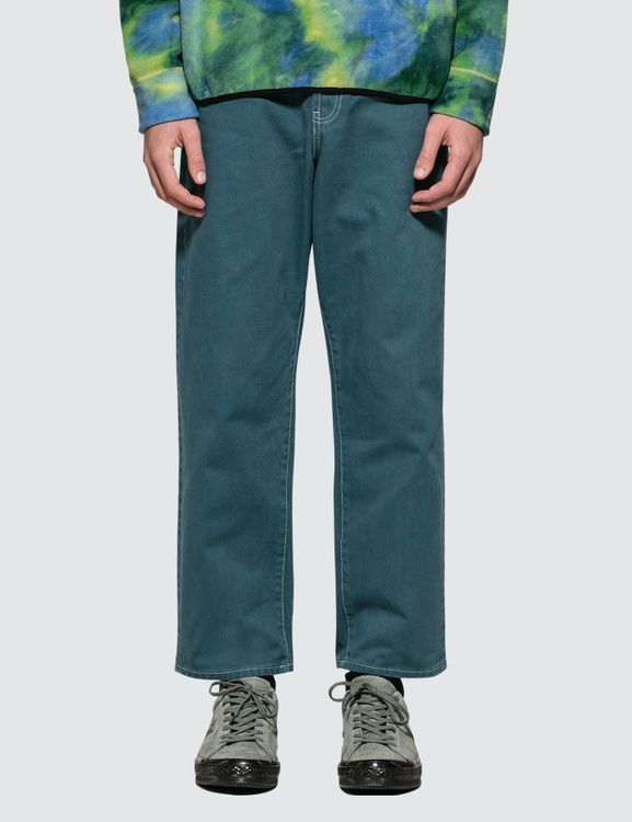 Stussy Overdyed Big Ol' Jeans