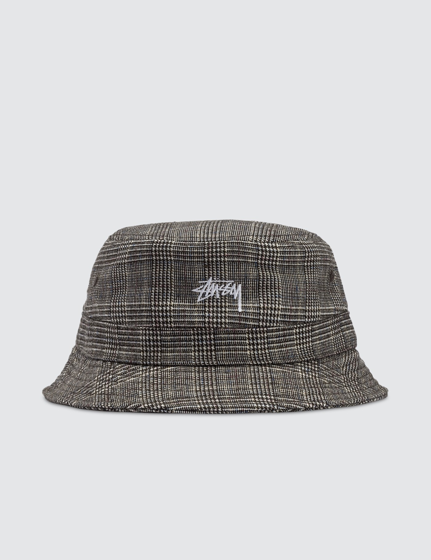 41505f4fe3a Buy Original Stussy Glen Plaid Bucket Hat at Indonesia