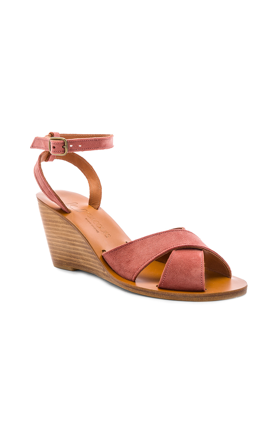 K Jacques Alicia Wedge
