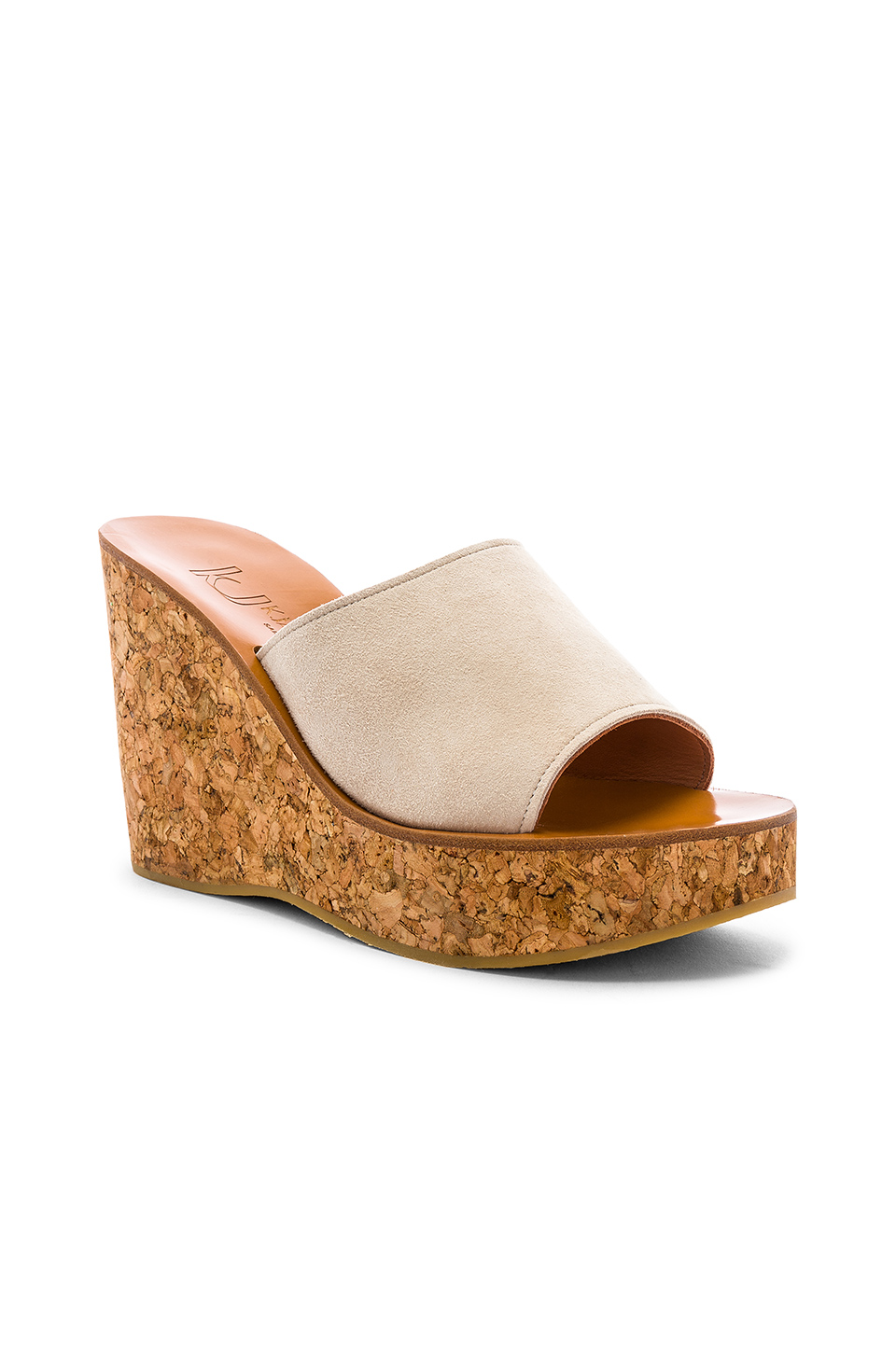 K Jacques Timor Wedge
