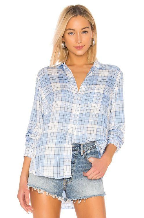 Frank & Eileen Eileen Limited Edition Button Down Blouse