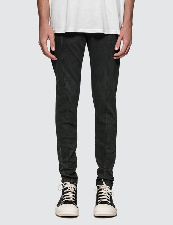 REPRESENT Clothing Essential Waxed Denim