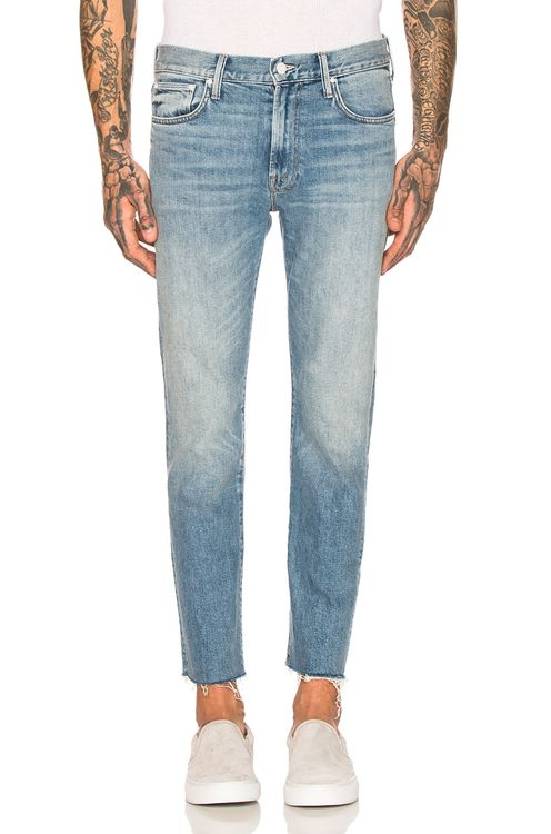 MOTHER The Joint Ankle Fray Jean