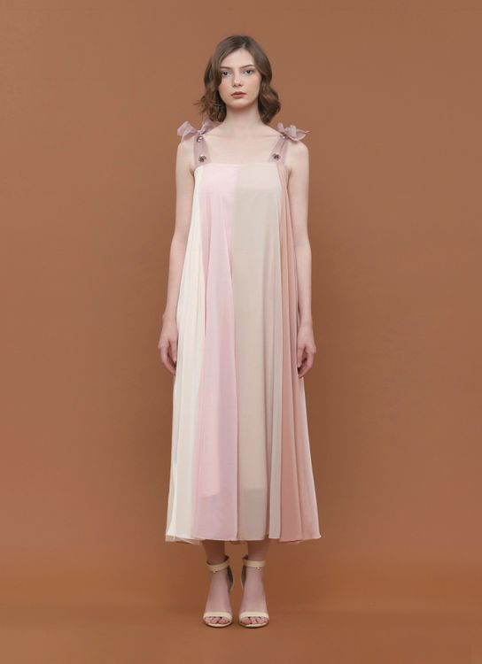Soecah Olma Dress - Mauve