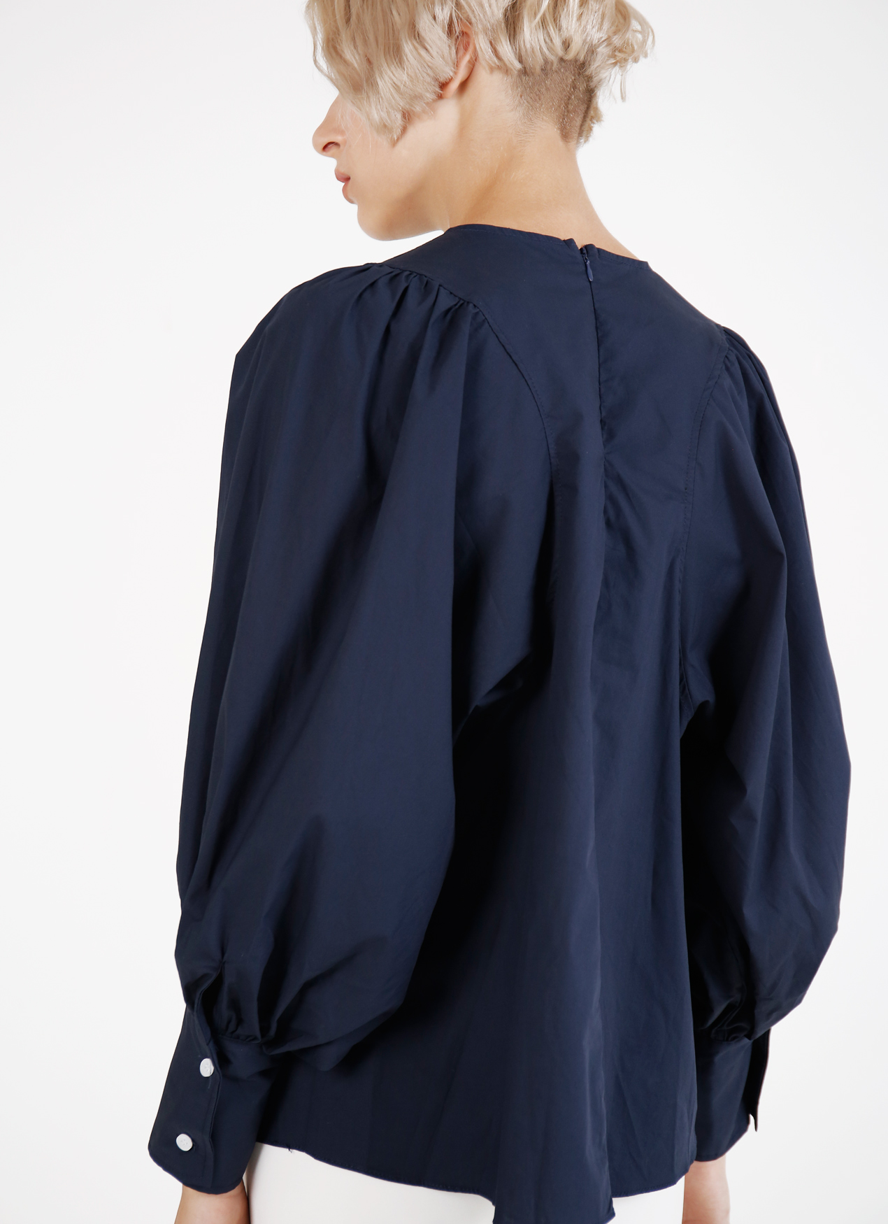 BOWN Sheila Top - Navy
