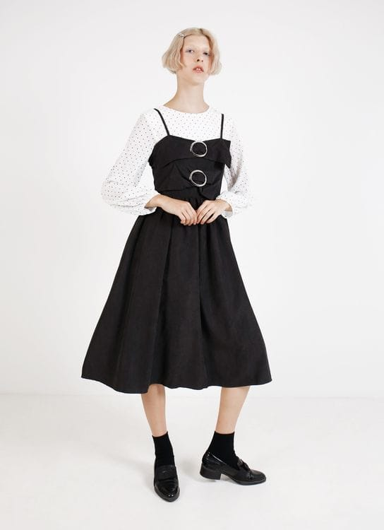 BOWN Ashley Dress - Black