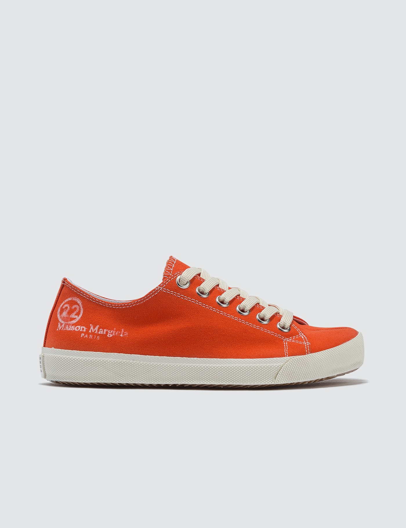6c1ad7cb6df Tabi Canvas Sneakers, Maison Margiela