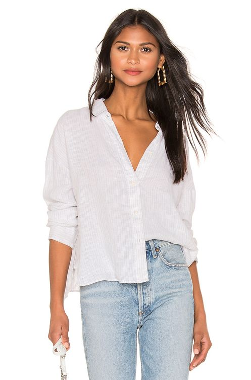 James Perse Relaxed Drape Shirt