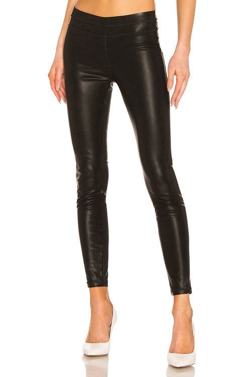 BLANKNYC Pussy Cat Vegan Leather Legging