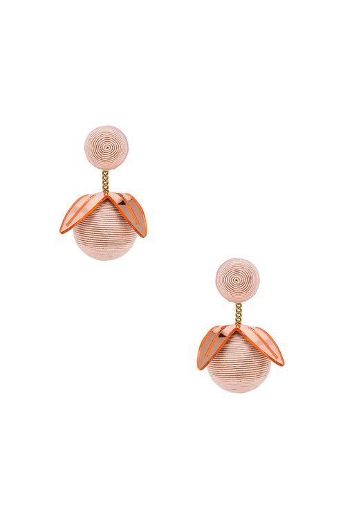Rebecca De Ravenel Tulip 2 Drop Earrings