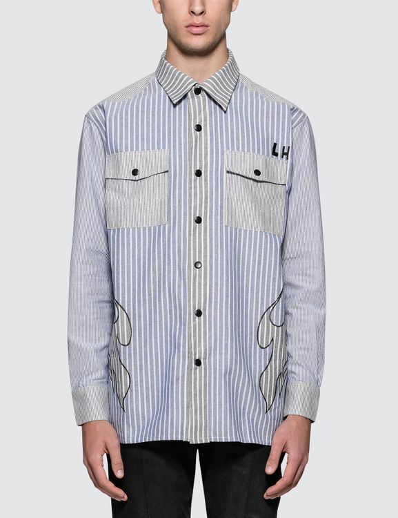 Liam Hodges Hot Cowboy L/S Shirt