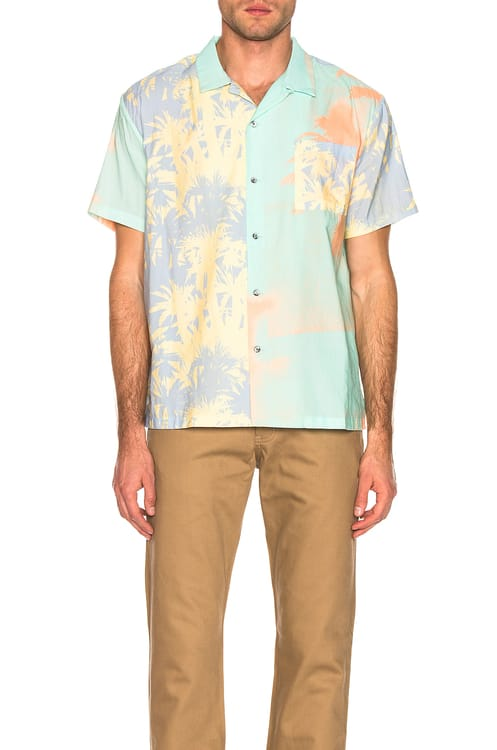 DOUBLE RAINBOUU Hawaiian Shirt