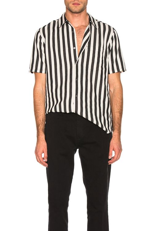 NEUW Work Stripe Shirt