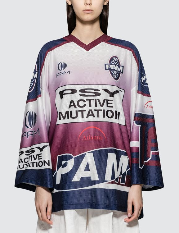 P.A.M. New Worlds Oversized Sublimation Top
