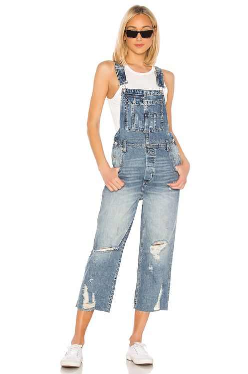 Free People Baggy BF Overall