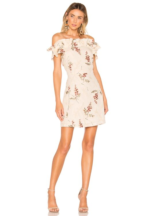Rebecca Taylor Ivie Embroidered Dress
