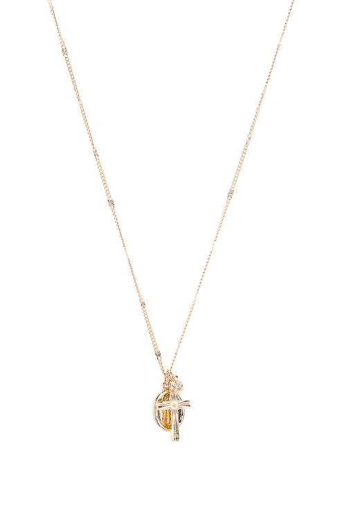 Frasier Sterling Mi Amore Coin Necklace
