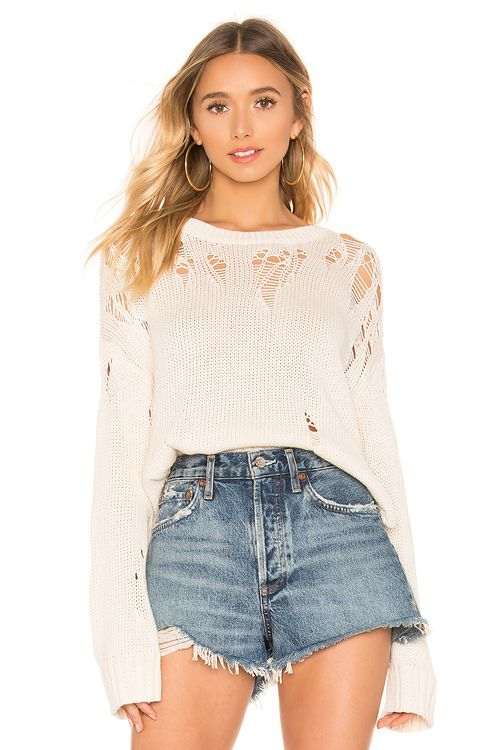 360CASHMERE Levon Sweater