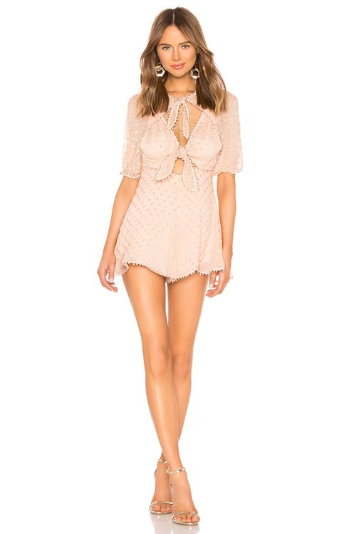 Alice McCall Moon Talking Playsuit