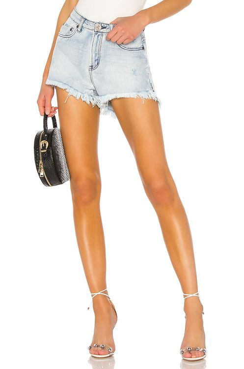 One Teaspoon Bonita High Waist Short