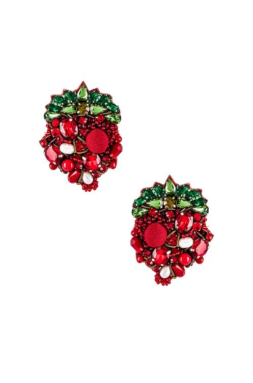 Ranjana Khan Strawberry Earring