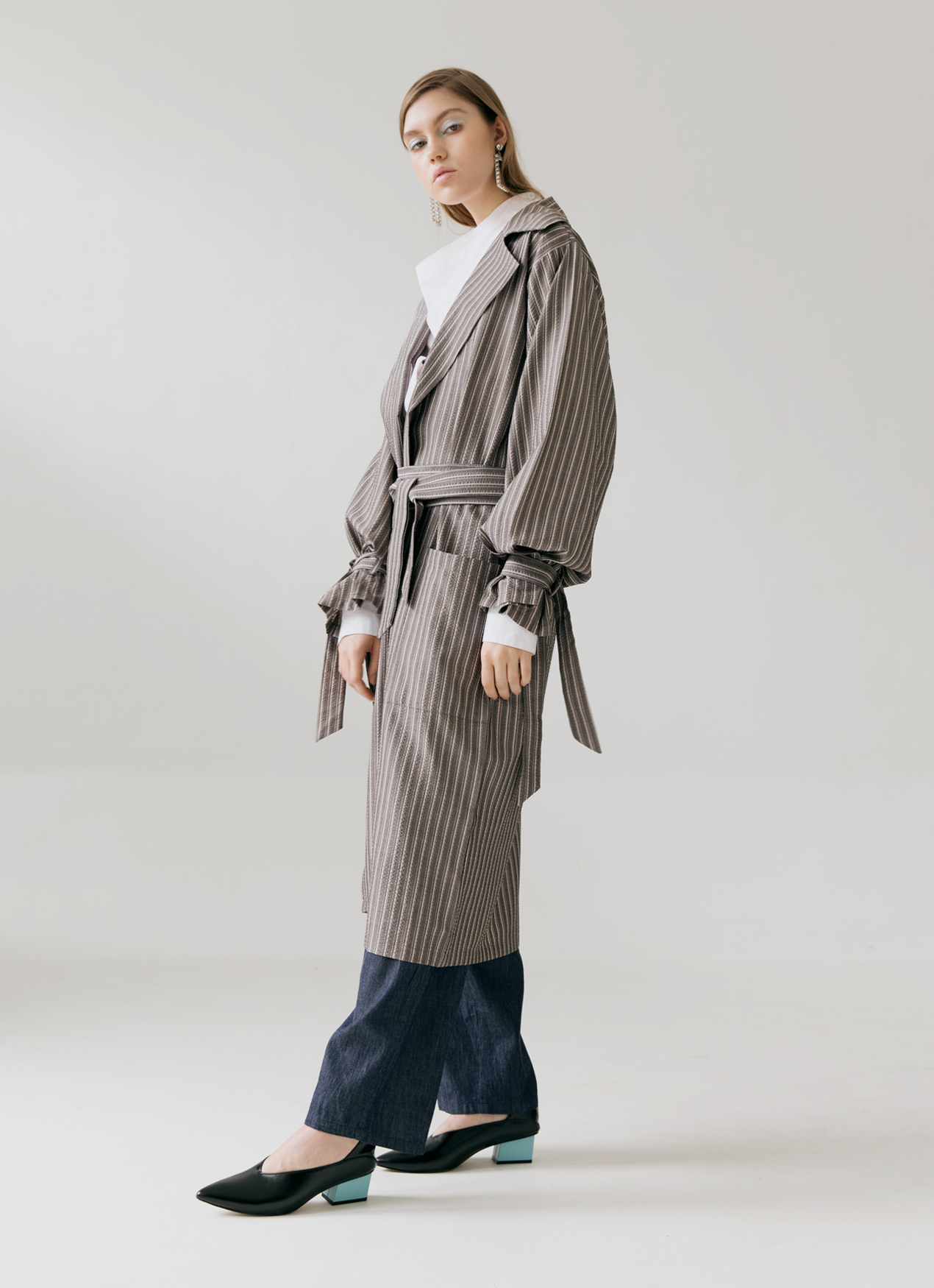 ATS THE LABEL Vat Outerwear - Brown
