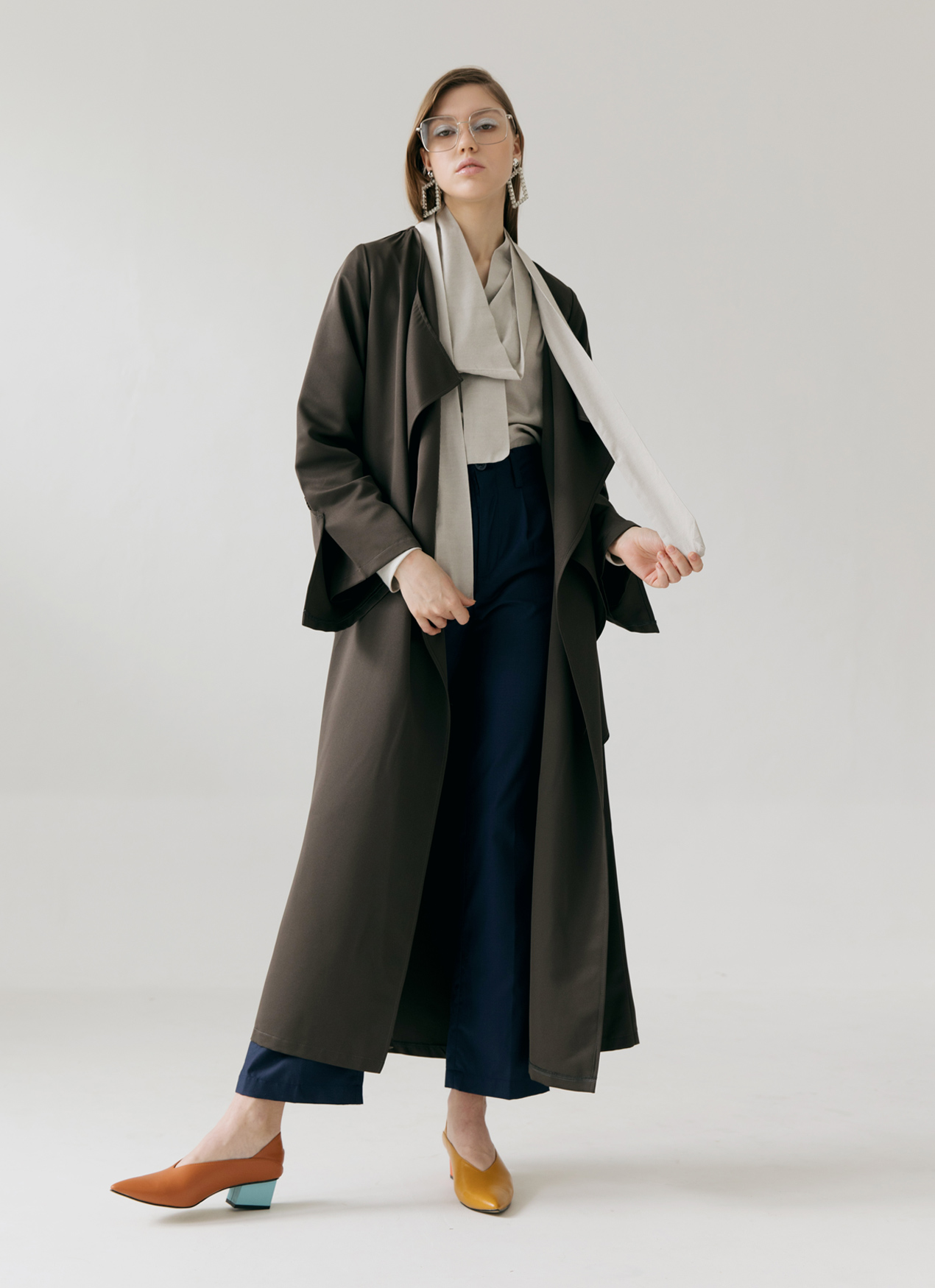 ATS THE LABEL Sophie Outerwear - Forest