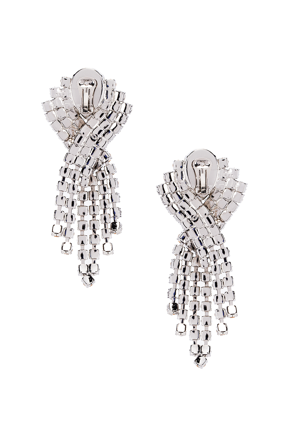 Alessandra Rich Ribbon Earrings