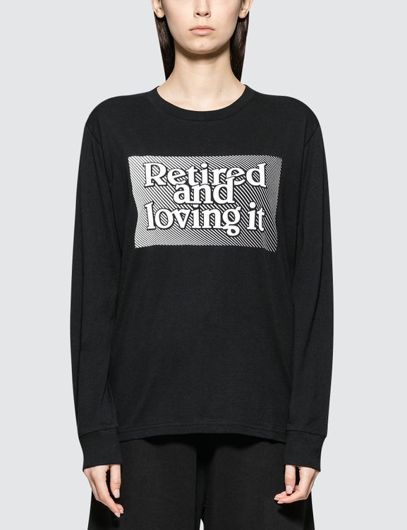 Ashley Williams Long Sleeve Retired Tee