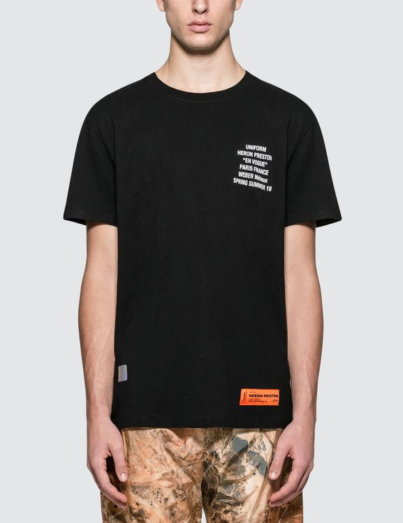 Heron Preston Metal Worker T-Shirt